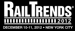 RailTrends 2012 - December 10-11, 2012 - New York City