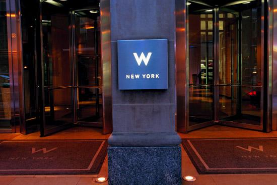 W New York Hotel